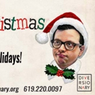 Isaac Oliver Is Bringing Holiday Cheer To Diversionary With LONELY CHRISTMAS