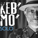 Keb' Mo' SOLO Tickets Now Available