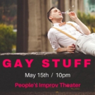 Gay Choreographer Comes Out... As Comedian