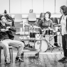 Photo Flash: Inside Rehearsal For PINTER FOUR From Pinter at the Pinter Season Photos