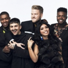 Multi-Platinum, Grammy Award-Winning Pentatonix to Sing National Anthem at the 144th Photo