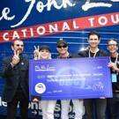 Ringo Starr Honors John Lennon Songwriting Contest Winner Photo