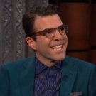 VIDEO: Zachary Quinto Talks THE BOYS IN THE BAND, Star Trek 4, and More on The Late Show