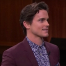 VIDEO: Matt Bomer Plays Charades With Jimmy Fallon on The Tonight Show