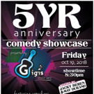Comedy Takeover Announces 5 Year Anniversary Show