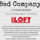 BAD COMPANY Gets Staged Reading at The PIT for Puerto Rico Relief