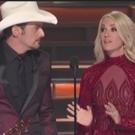 VIDEO: Carrie Underwood & Brad Paisley Spoof Trump with 'Before He Tweets' Parody Video