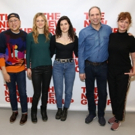 Photo Coverage: Meet the Cast of Jesse Eisenberg's HAPPY TALK Photo