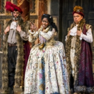Photo Flash: First Look at AS YOU LIKE IT and HAMLET at Shakespeare's Globe Photos