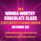 Celebrate National Chocolate Day with the Cast of CHARLIE AND THE CHOCOLATE FACTORY!