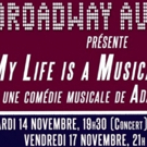 New York Composer Adam Overett Returns to Paris to Present MY LIFE IS A MUSICAL in Co Photo