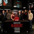 Photo Flash: Cast of NBC's THE BLACKLIST Celebrates Milestone 100th Episode