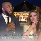 VIDEO: Disney's FAIRY TALE WEDDINGS' Stephen 'tWitch' Boss and Allison Holker Discuss Photo