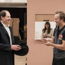 Photo Flash: A Look Into the Rehearsal Room for CELL MATES at Hampstead Theatre Photos