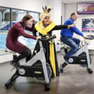 Wolverhampton Grand Theatre Gears Up For A 24 Hour Bikeathon For The Phoenix Project Photo