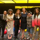 Photo: Cynthia Nixon Becomes an Honorary Betty Visiting COLLECTIVE RAGE