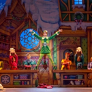 ELF THE MUSICAL Unveils Biggest Rice Krispies Sculpture in The Big Apple Today