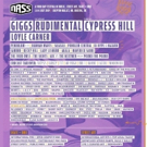 NASS Festival Announces Phase 2 Lineup, Featuring Cypress Hill, D Double E, and More Photo