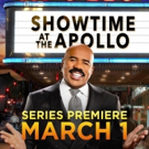 All-New SHOWTIME AT THE APOLLO Series to Premiere 3/1, on FOX!