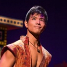 Telly Leung Will Take Final Bow in ALADDIN in February