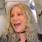 VIDEO: Barbra Streisand Belts it Out With James Corden on CARPOOL KARAOKE Video