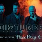 DISTURBED Announces the Evolution World Tour