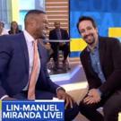 VIDEO: Lin-Manuel Miranda Talks MARY POPPINS RETURNS, DUCK TALES, & Puerto Rico on GOOD MORNING AMERICA