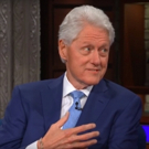 VIDEO: Bill Clinton and James Patterson Talk #MeToo and North Korea on THE LATE SHOW
