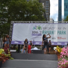 Photo Coverage: SUMMER, ANASTASIA & More Take Over Broadway In Bryant Park! Photo