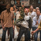 BWW Review: BARBER SHOP CHRONICLES, National Theatre Photo