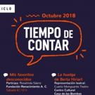 Llegó Octubre, Es Tiempo De Contar Photo