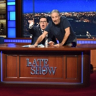 VIDEO: Jon Stewart Talks 'Night Of Too Many Stars' on LATE SHOW Surprise Appearance