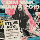 Dim Mak Miami 2019 Announced