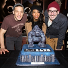 Photo Coverage: KING KONG Celebrates 100 Performances on Broadway!