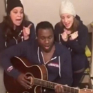 Video: Watch Jessie Mueller & Lindsay Mendez Join Joshua Henry for the First of #Bige Photo