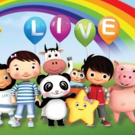 World Premiere Live Show Of YouTube Sensation LITTLE BABY BUM LIVE to Tour the UK