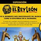 La exposición de EL REY LEON llega al Telefónica Flagship Store de Madrid