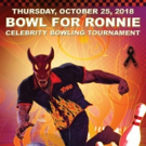 Celebrity Bowlers Set for 4th Annual 'Bowl for Ronnie' Charity Bowling Party
