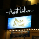 Up on the Marquee: HOME FOR THE HOLIDAYS Photo