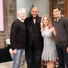 Pickler & Ben Visited by Clay Aiken and Ruben Studdard