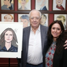 Photo Coverage: Julie Taymor Celebrates Sardi's Caricature Unveiling Photo