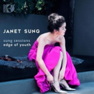 Sono Luminus Releases Violinist Janet Sung's 'Edge of Youth' Photo