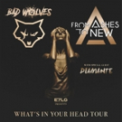 Bad Wolves and From Ashes Announce New WHAT'S IN YOUR HEAD Tour