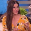 VIDEO: Sandra Bullock Chats OCEANS 8, Skin Care, & More on THE ELLEN SHOW