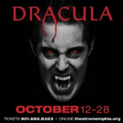 DRACULA Come to Theatre Memphis