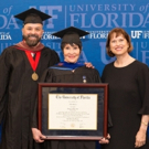 Photo Flash: Chita Rivera Receives Honorary Doctorate from University of Florida, Gainesville