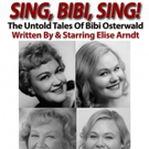 West Coast Premiere Of SING, BIBI, SING Opens March 30 at Write Act Rep Brickhouse Th Photo