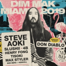 Dim Mak Miami 2019 Lineup Announced: Steve Aoki, Don Diablo, Slushii And More