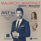 Mauricio Martinez Brings 'De Mexico To Broadway' To Feinstein's/54 Below Photo