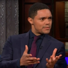 VIDEO: Trevor Noah Was Low-key In 'Black Panther'